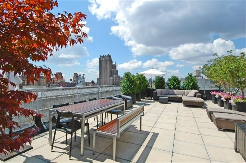 Beautiful Roof Deck
