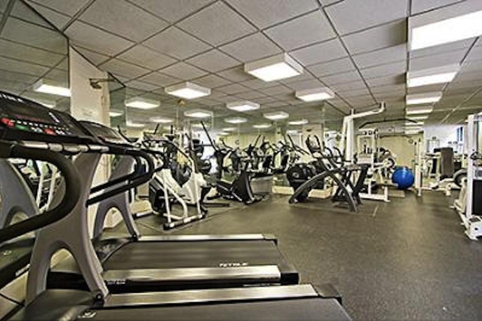 Convenient Fitness Center