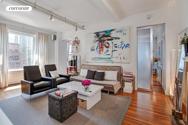 77 Park Avenue, 12G, Living Room