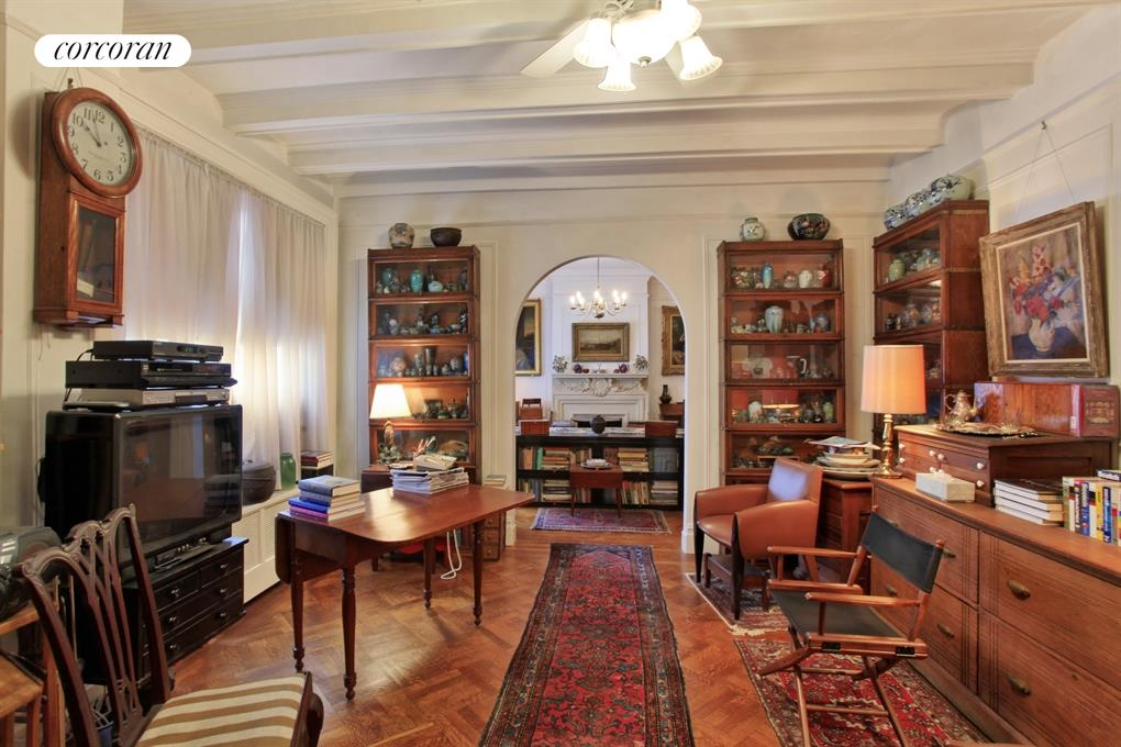 251 West 89th Street, 12AB, Living Room