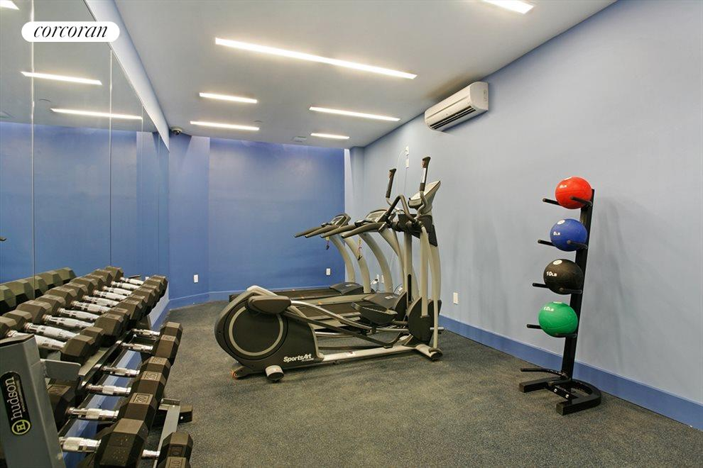 New York City Real Estate | View 100 Luquer Street, #5A | Gym