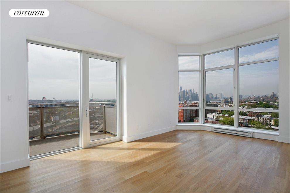 New York City Real Estate | View 100 Luquer Street, #7A | Living Room