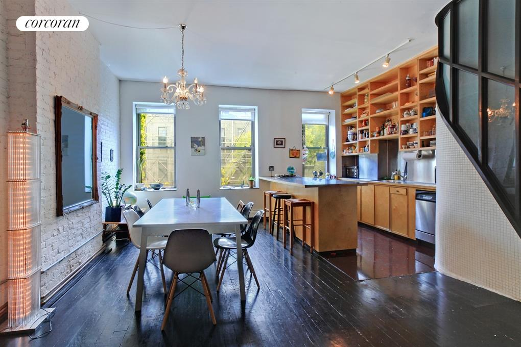 238 South 3rd Street, 3, Dining Room