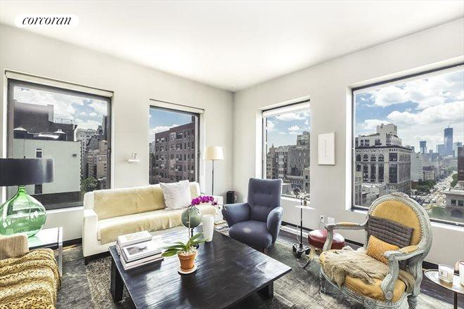 575 Sixth Avenue, 9B, Living Room
