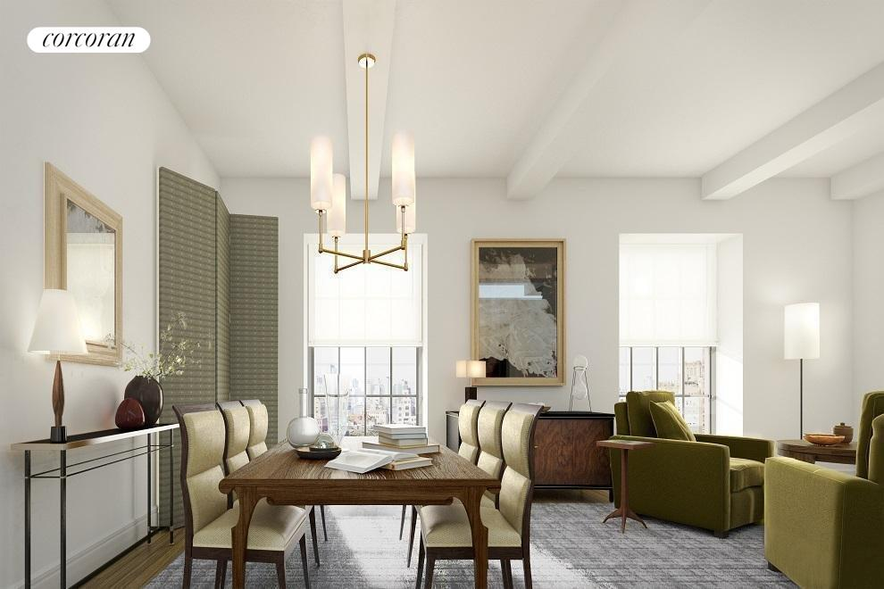 New York City Real Estate | View 160 West 12th Street, #78 | 3 Beds, 3.5 Baths