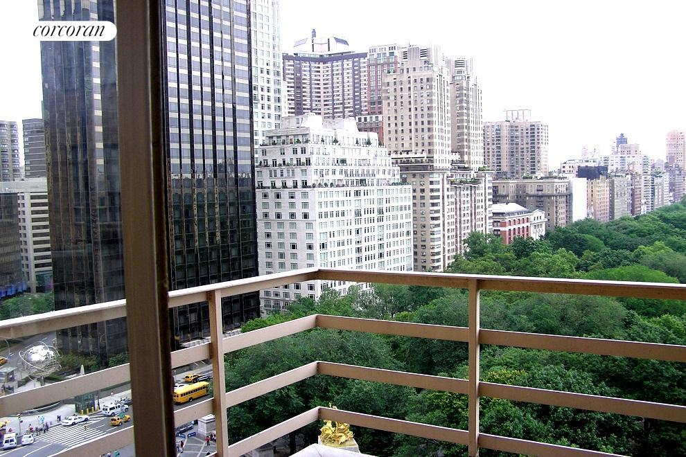 240 Central Park South, 17A, Outdoor Space