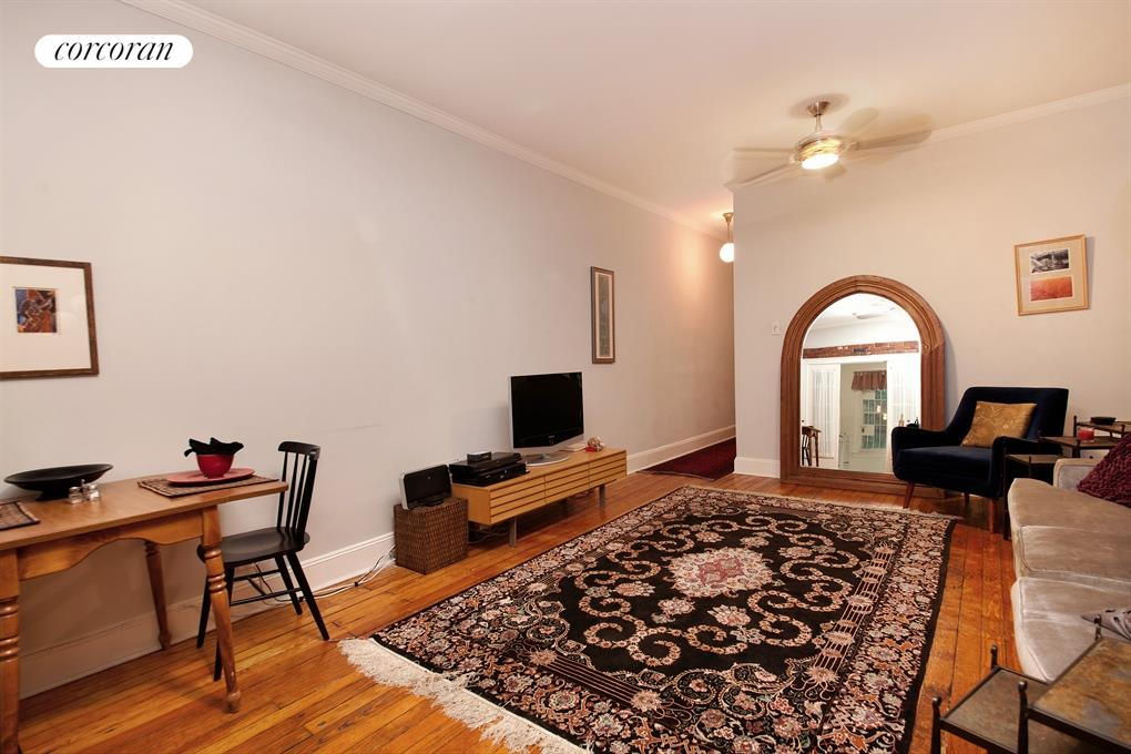 112 Garfield Place, 3L, Living Room