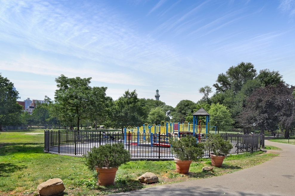 Fort Greene Play Ground