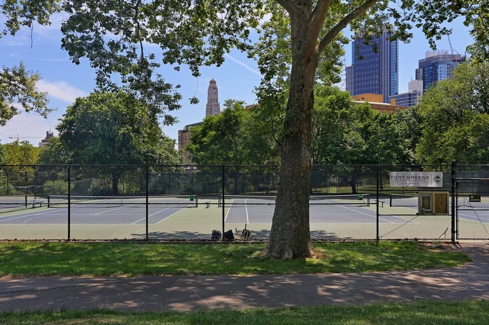Fort Greene Park Tennis Court