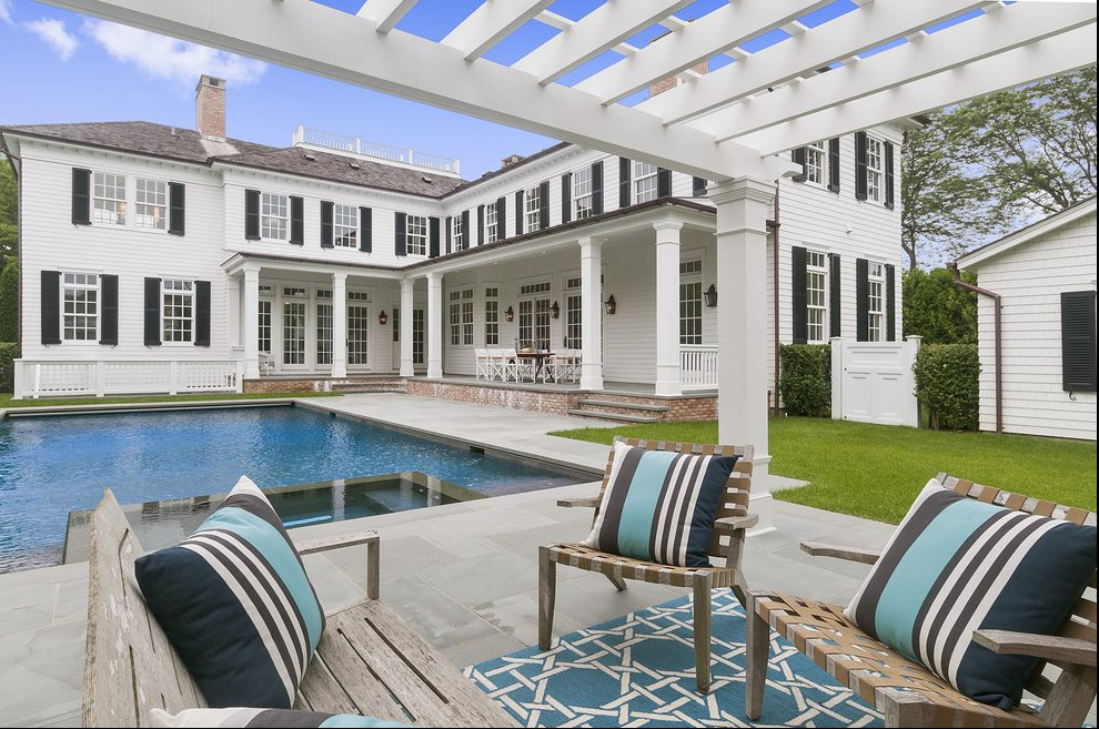 The Hamptons Real Estate | View 60 Herrick Road | 7 Beds, 9.5 Baths