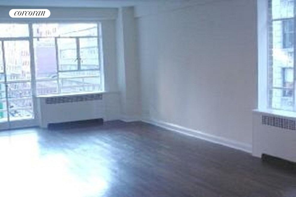 240 Central Park South, 15P, Living Room