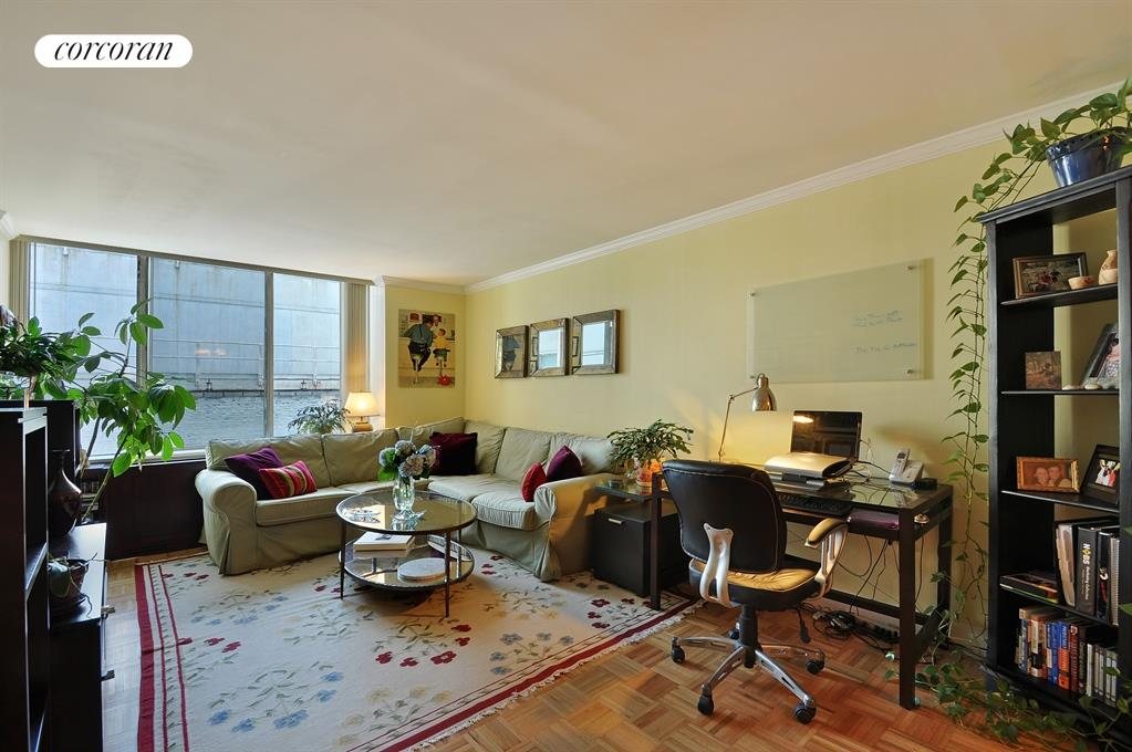 61 West 62nd Street, 17A, Living Room