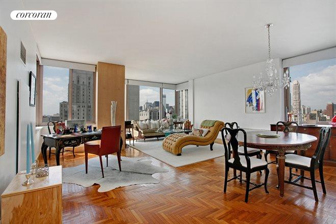 524 East 72nd Street, 28DE, Living Room