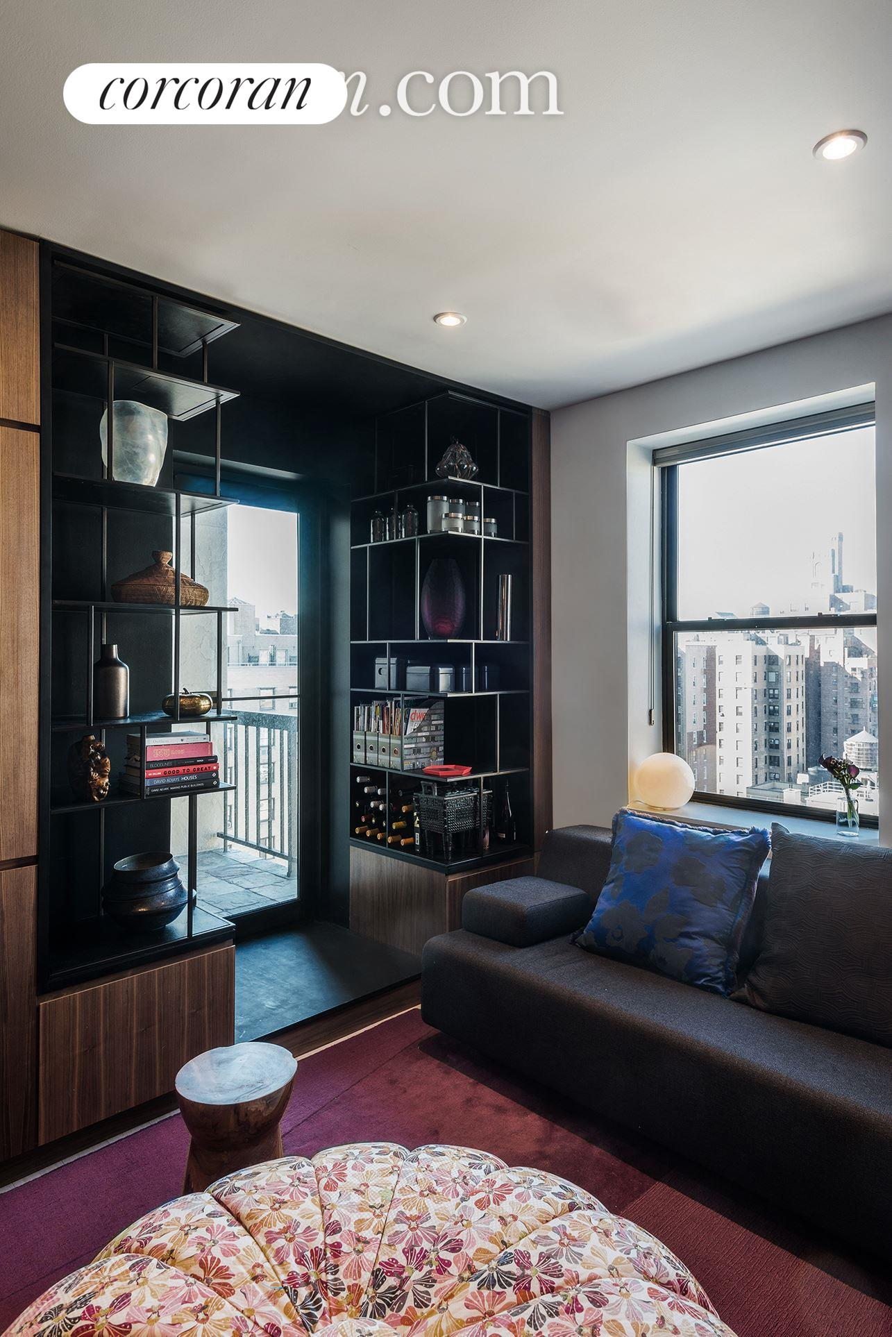253 West 73rd Street, 15F, Living Room