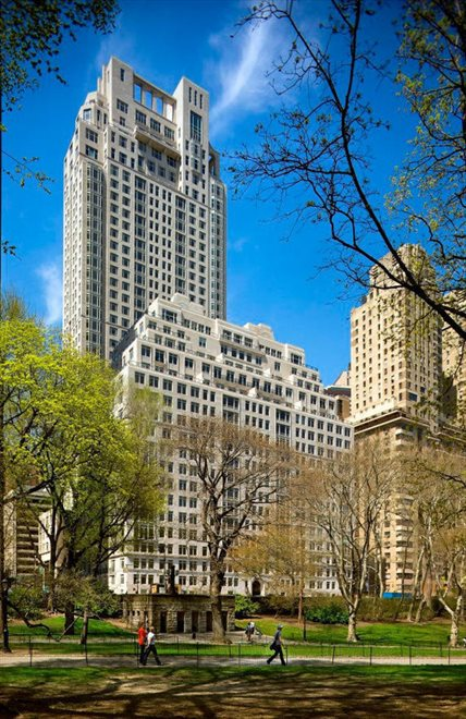 15 Cpw Apartment Building | View 15 Central Park West | room 1