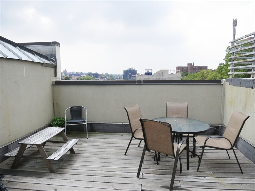 Common Roofdeck