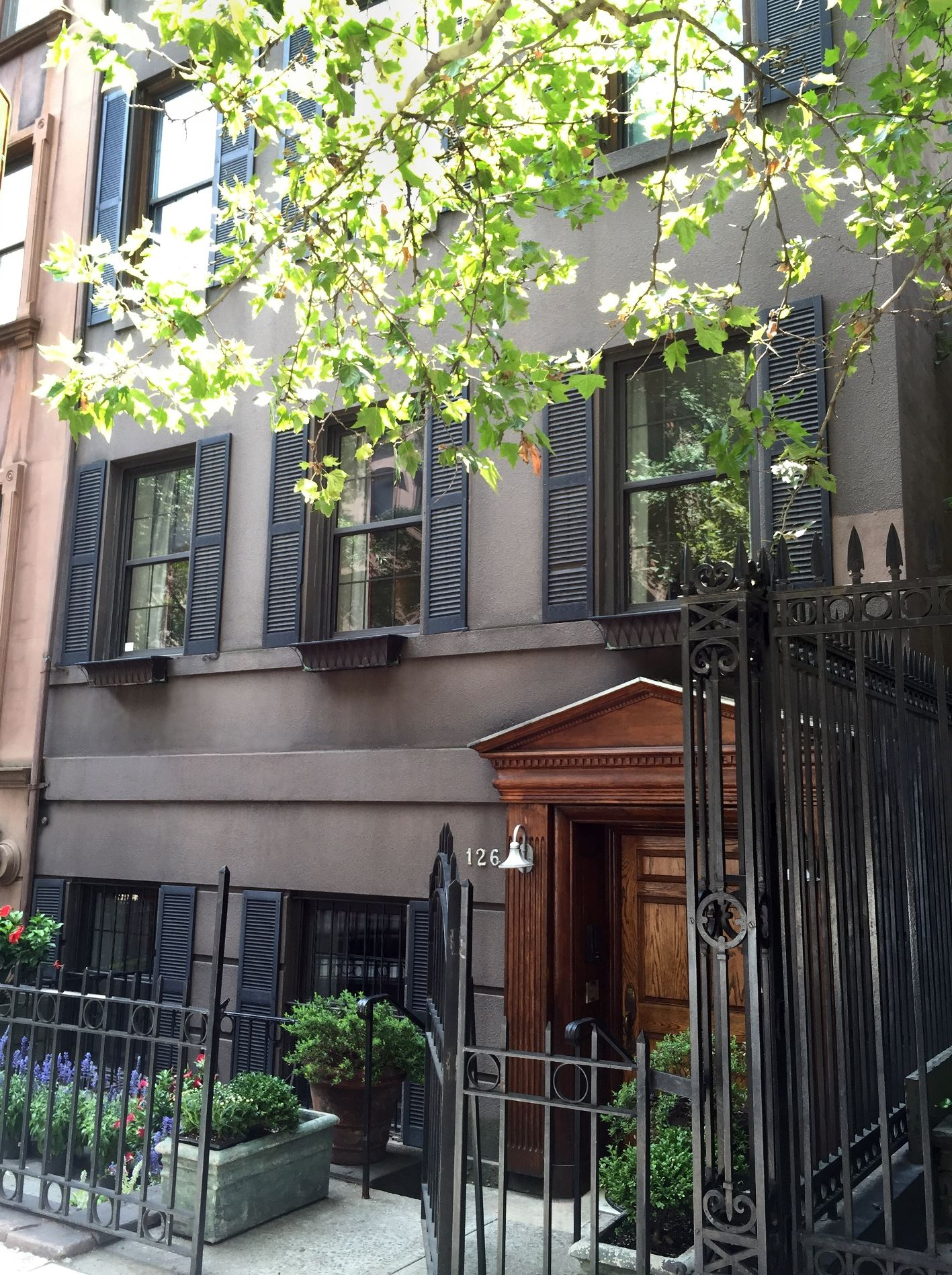 Corcoran 126 East 35th Street Apt 1 Murray Hill Real