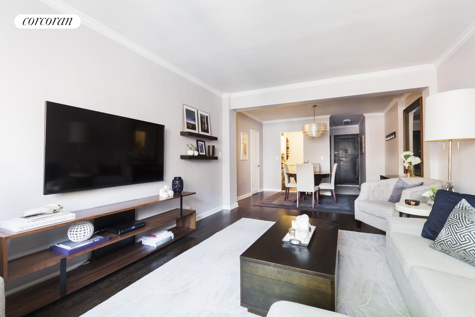 225 East 76th Street, 5A, Living Room