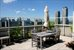 201 West 72nd Street, Rooftop deck