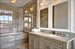 15 Church Street, PH-416, Signature Watchcase marble master bath with wet section
