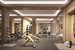 70 Vestry Street, 5D, Fitness Center designed by The Wright Fit