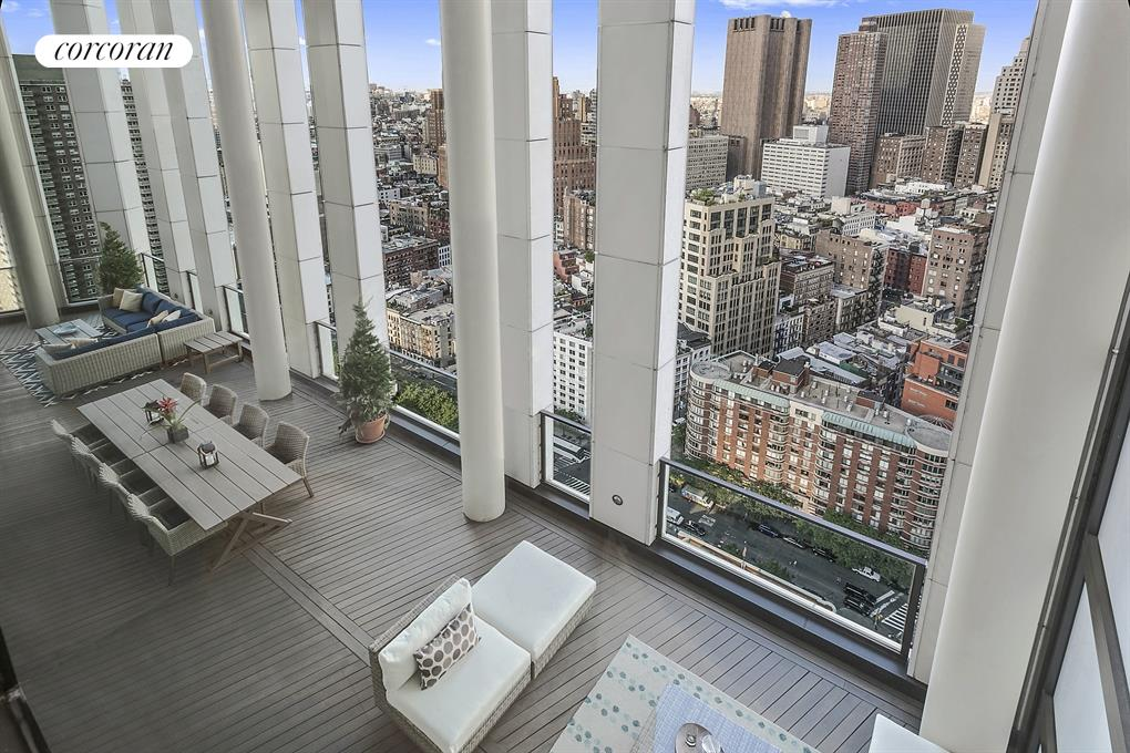 Corcoran 101 warren st apt 3250 tribeca real estate for Tribeca property for sale
