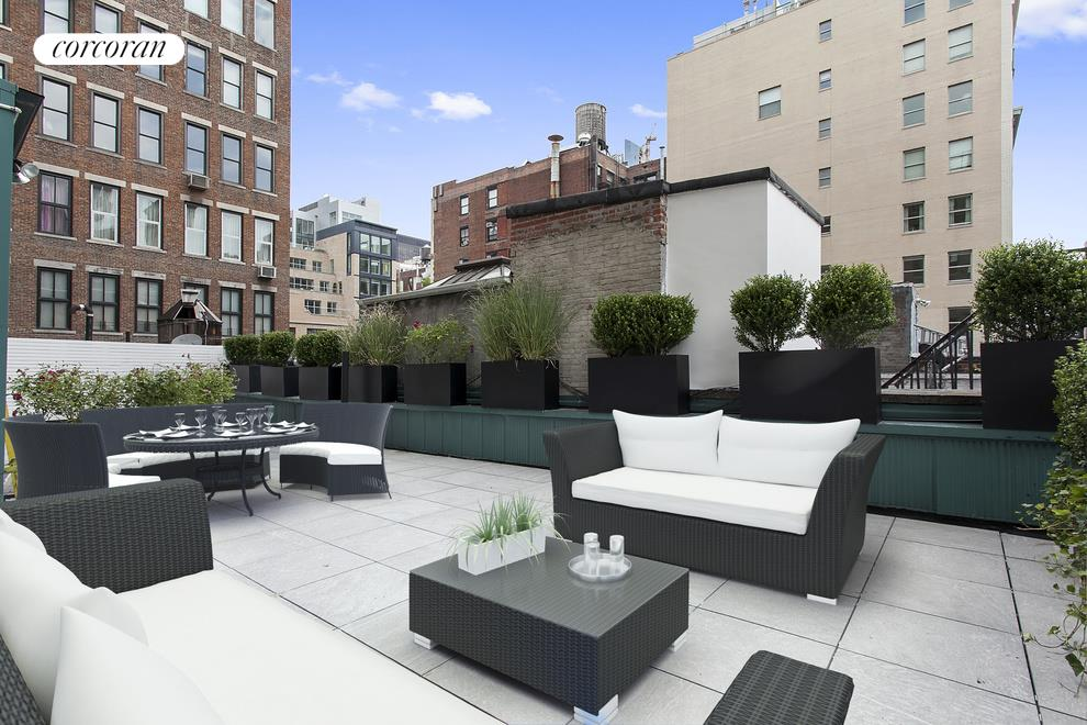 37 West 19th Street, PH, Outdoor Space