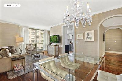 Corcoran 300 east 79th street apt 8c upper east side for Upper east side manhattan apartments for sale