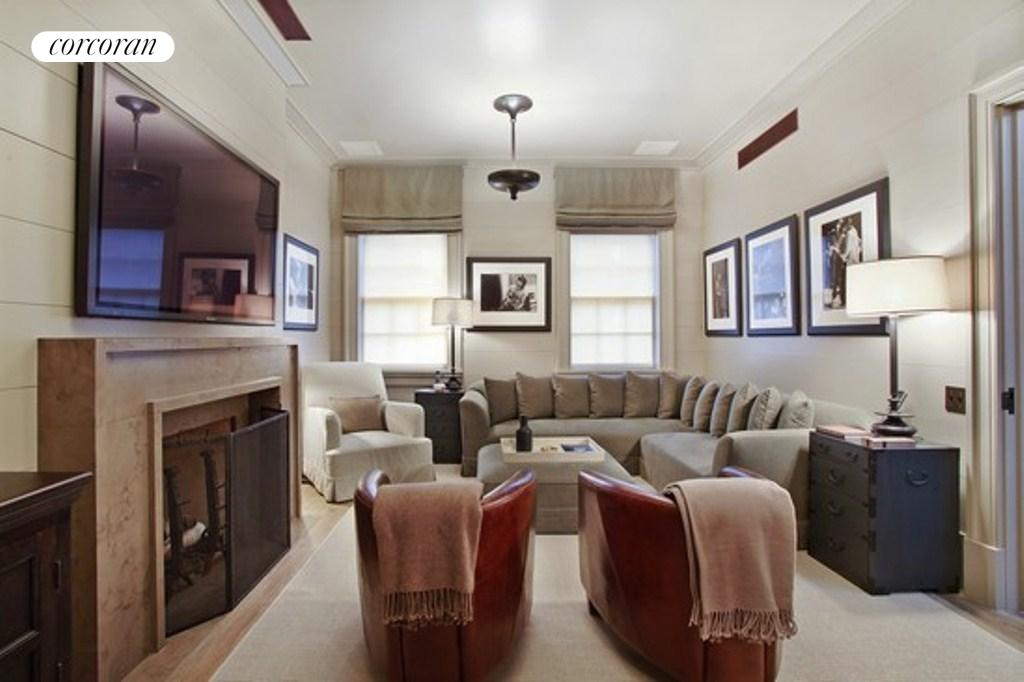 763 Greenwich Street, Living Room