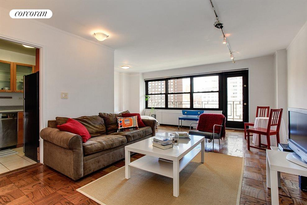 New York City Real Estate | View 170 West End Avenue, #17S | Living Room
