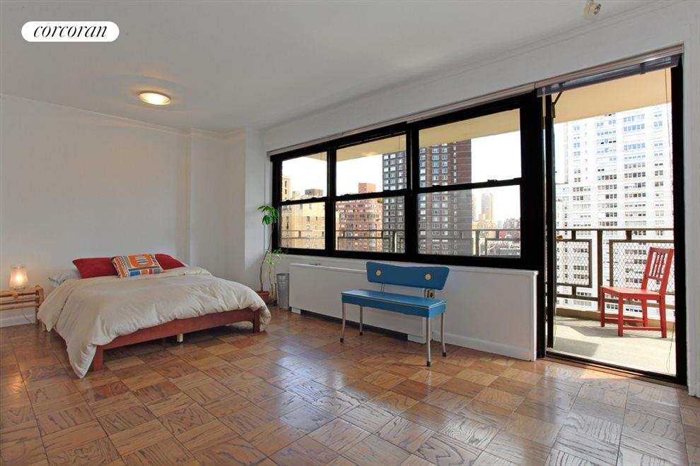 New York City Real Estate | View 170 West End Avenue, #17S | Bedroom