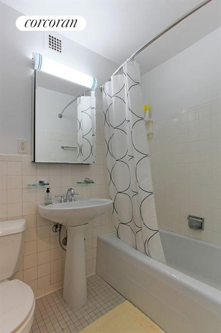 New York City Real Estate | View 170 West End Avenue, #17S | Bathroom