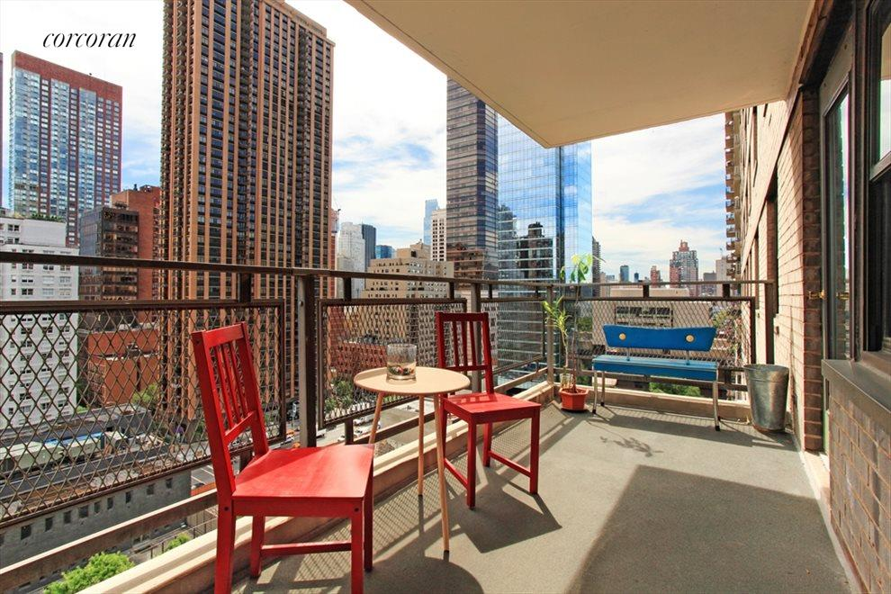 New York City Real Estate | View 170 West End Avenue, #17S | 1 Bath