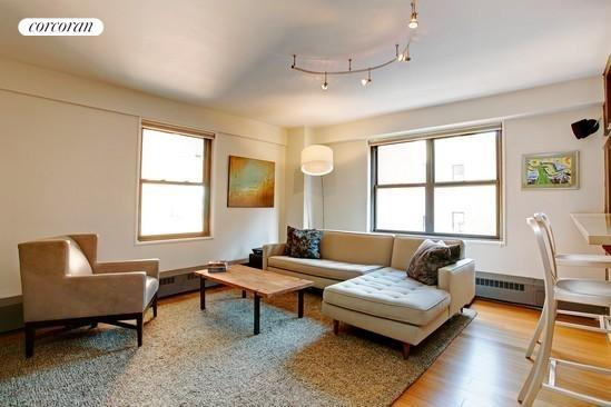345 West 145th Street, 3B1, Living Room