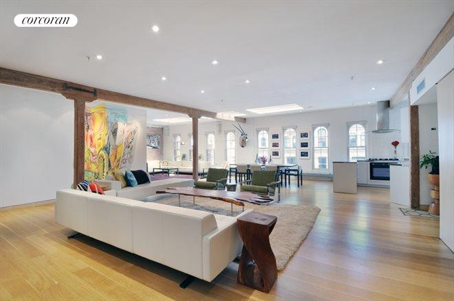 468 West Broadway, 6G, Living Room