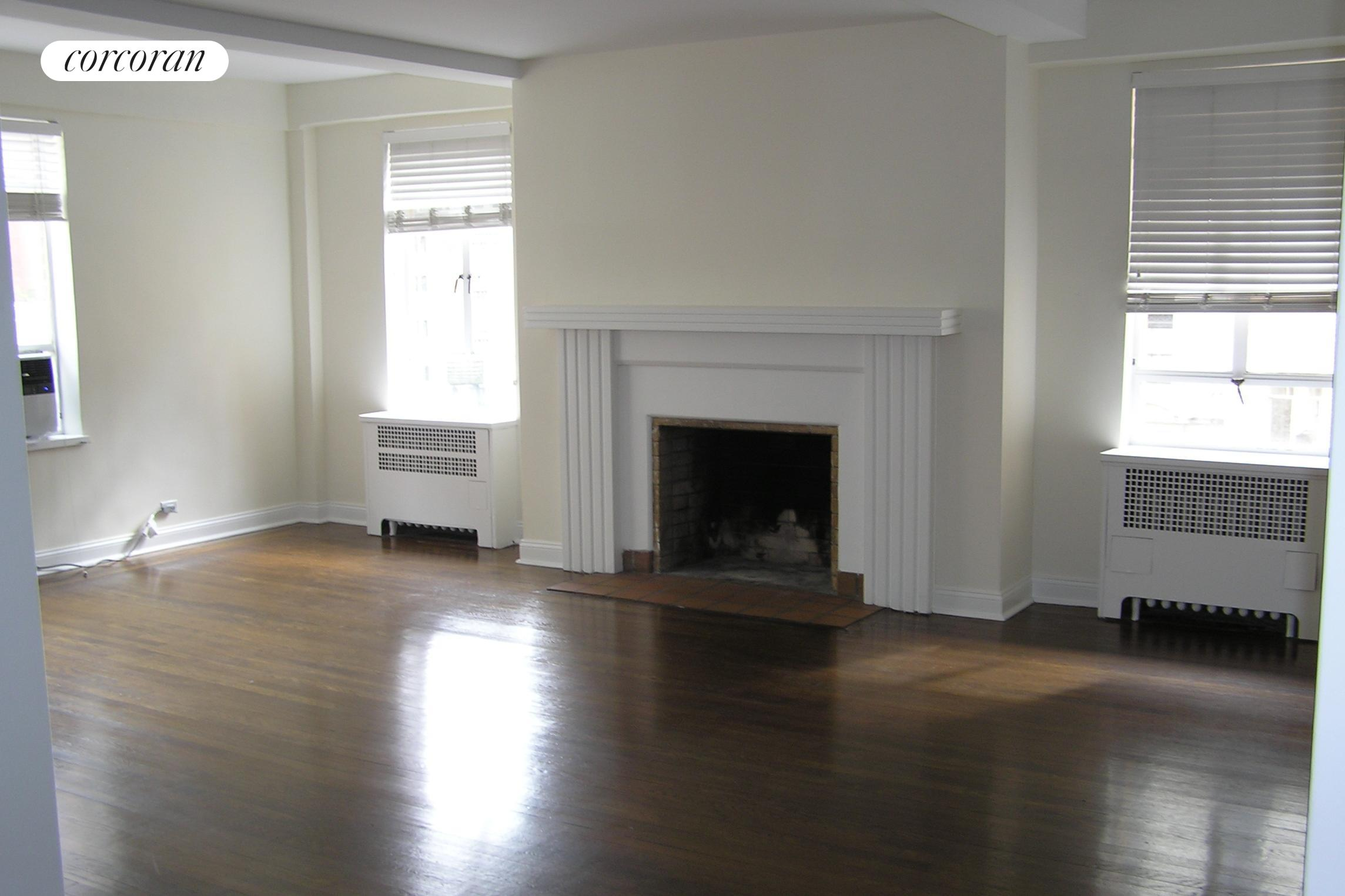 240 Central Park South, 15D, Living Room