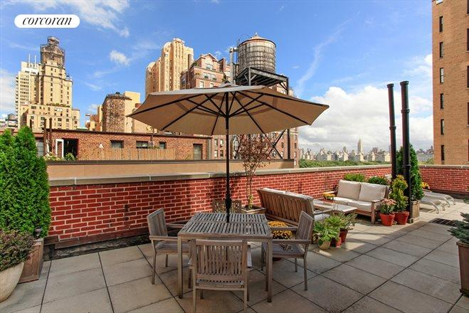 11 West 69th Street, PHB, Approx 1,000sf Roof Deck