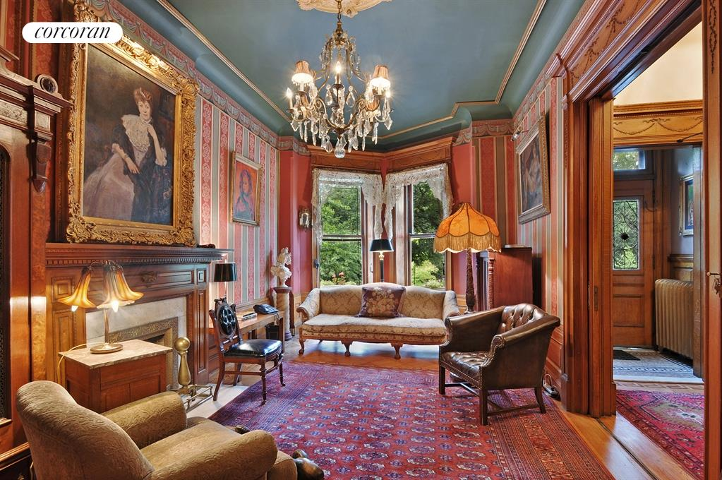 Corcoran 113 Prospect Park West Park Slope Real Estate