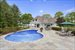 36 and 40A Island Creek Road, Freeform Pool And Terrace
