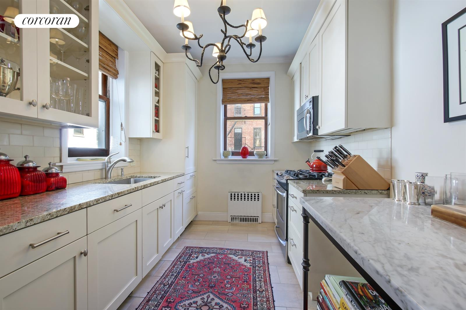 7 East 81st Street, 3, Gracious Living Room with Wood burning Fireplace