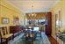 201 East 62nd Street, 18D, Formal Dining Room with open Eastern Exposure