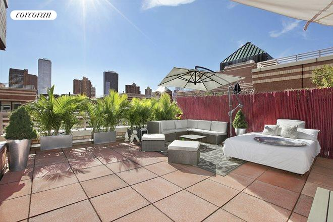 350 West 50th Street, 5PP, West 50th Street, 350, Apt 5PP, New York (01 Roof Deck)