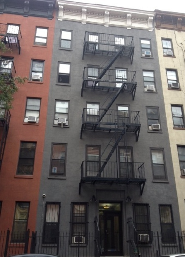 517 West 48th Street, 2RW, Studio with Separate Open Windowed Kitchen