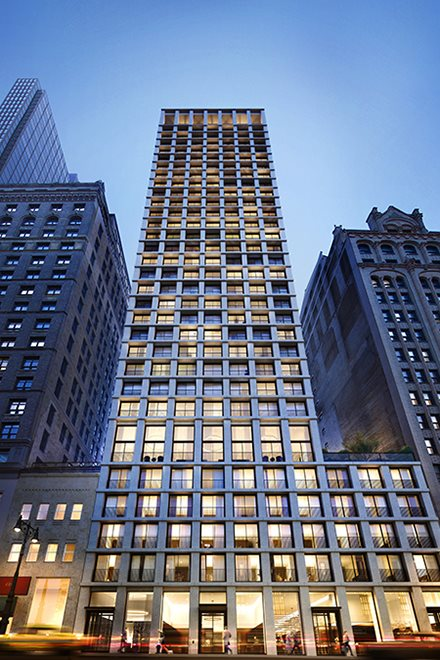 The Bryant  | 16 West 40th Street | room 2