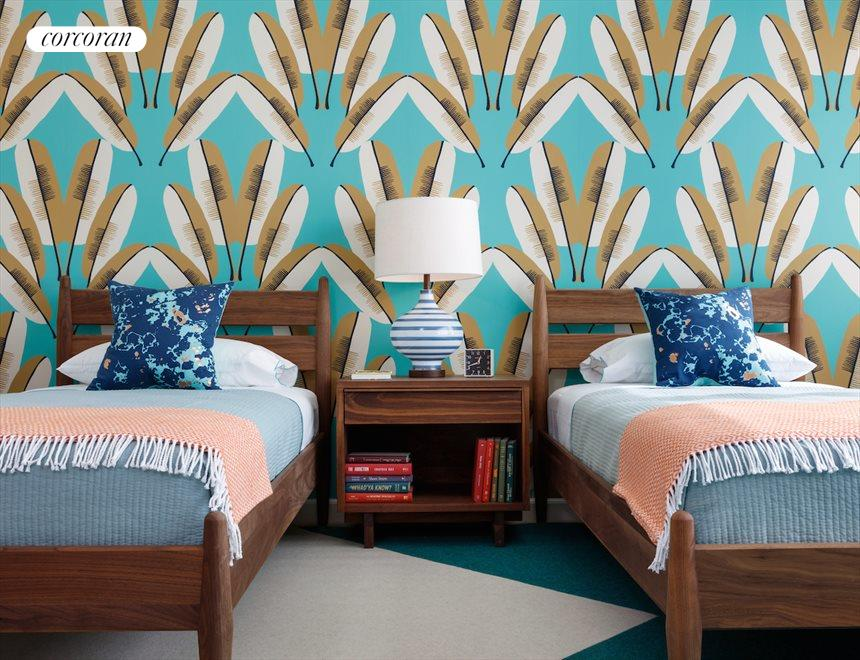 Generous Second Bedroom