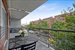 1138 Ocean Avenue, 4F, Terrace with tree top views