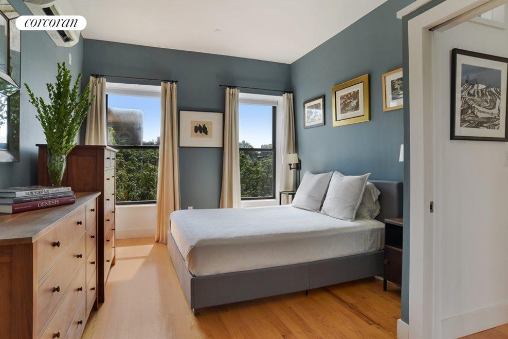 Master bedroom with hidden en suite bath