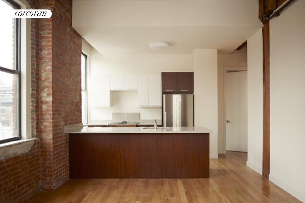 390 Wythe Avenue, 2E, Kitchen