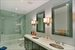 150 West 15th Street, 0, Master bath includes heated floors and wet room