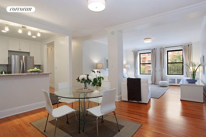 255 Eastern Parkway, B6, Open and airy